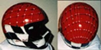 Cincinnati Makeup Artist Jodi Byrne Automotive Larry Beck Motorcycle Helmet