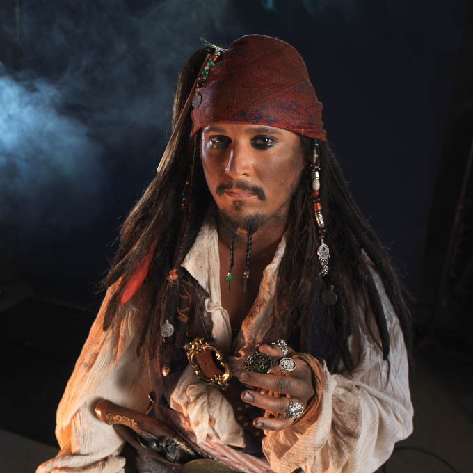 captain jack sparrow essay