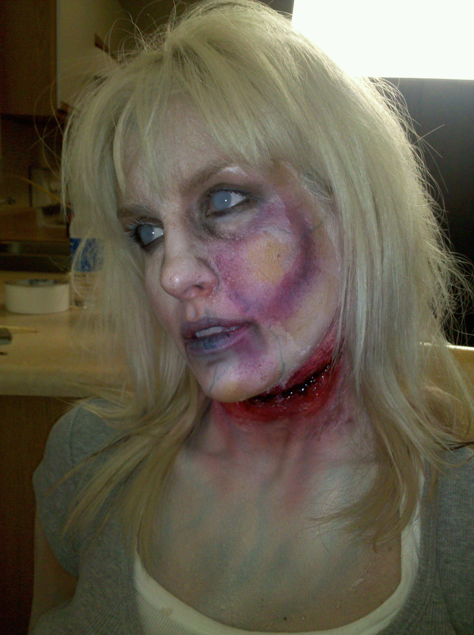 Special Fx Effects Page For Makeup Artist Jodi Byrne In