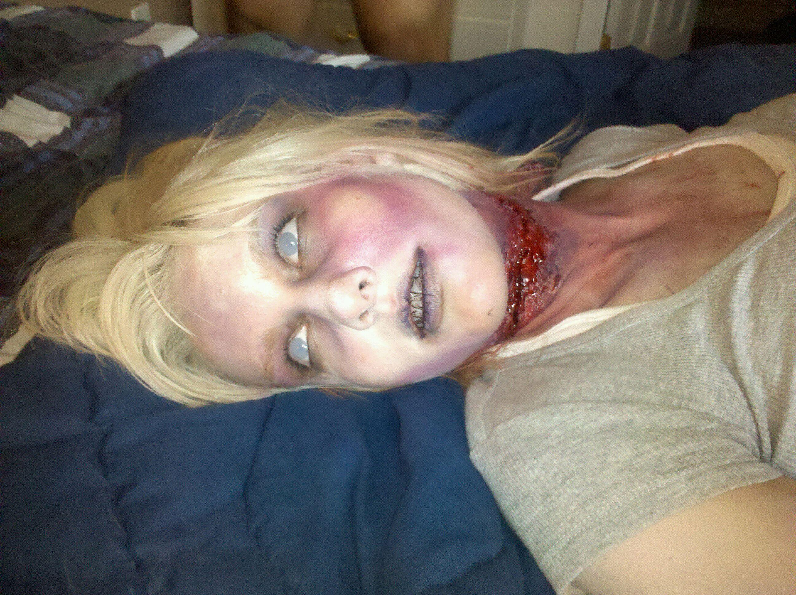 special fx  effects  page for makeup artist jodi byrne in cincinnati ohio  kentucky  indiana